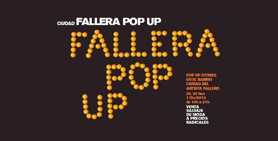 Nace Ciudad Fallera Pop Up, un show de moda y shopping  con grandes marcas