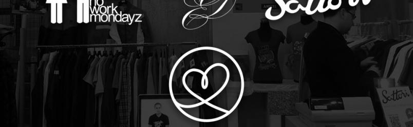 Éxito de los jóvenes diseñadores de moda en Fallera Pop UP