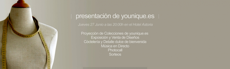 Presentación de Younique.es