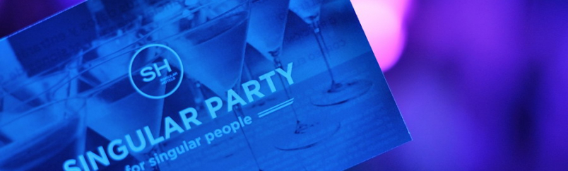 Singular party for singular people en SH Valencia Palace