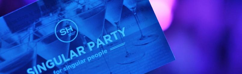 Singular party for singular people en SH Valencia Palace