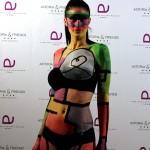 Exhibición body painting Vlc Loves Design